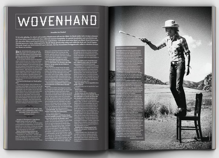 Wovenhand Interview
